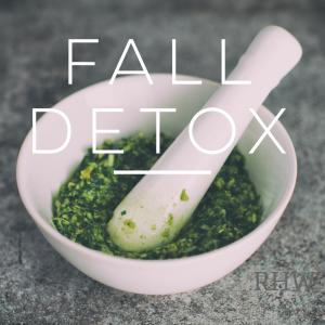 Fall detox logo